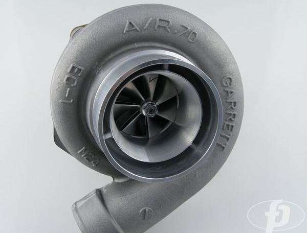 GT3586R-HTA with TiAL turbine housing
